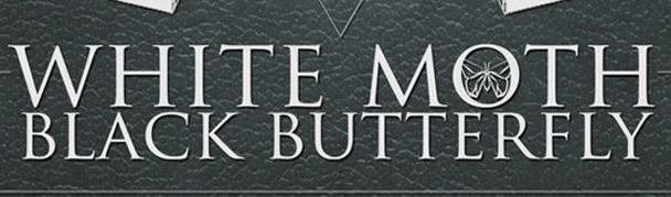 WhiteMothBlackButterfly