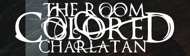 The Room Colored Charlatan Merch
