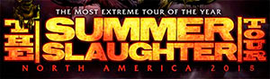 TheSummerSlaughterTourSM