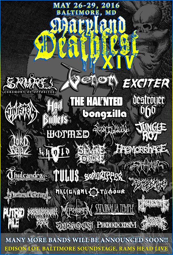 MarylandDeathfest