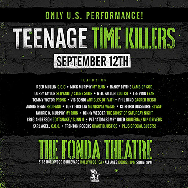 TeenageTimeKillers