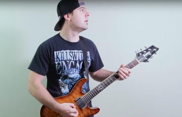 [YT - Musique] Jared Dines GuitaristOnDrugs