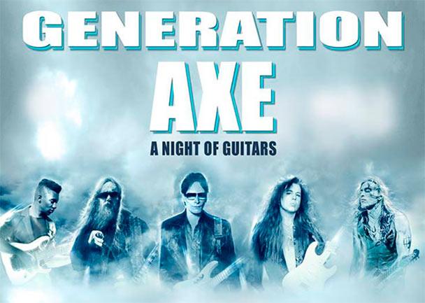 GenerationAxe