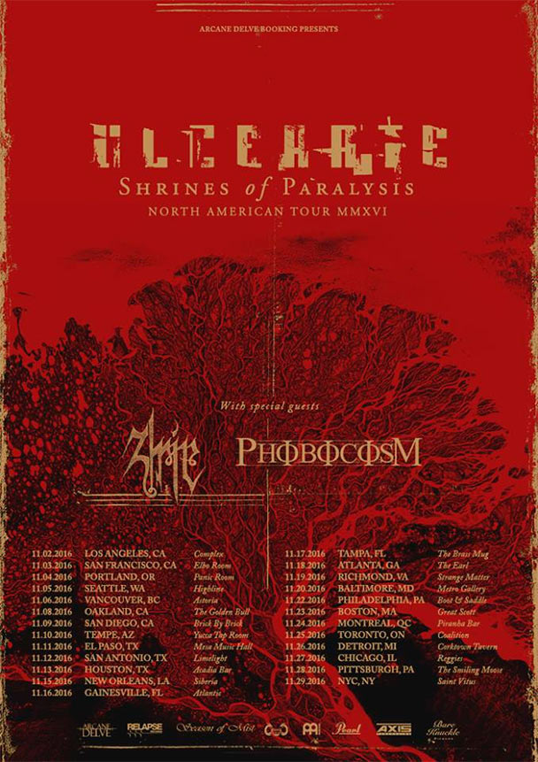 Ulcerate