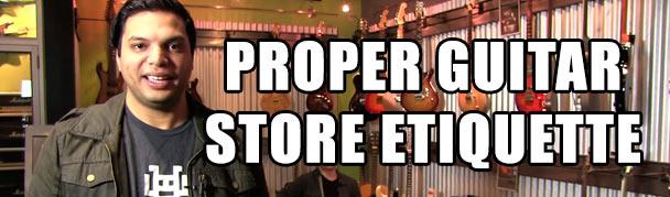 GuitarStoreEtiquette