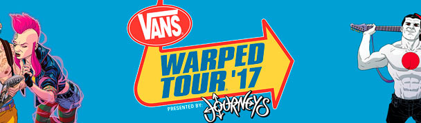 Warped Tour 2017 Lineup Leaks?   The Circle Pit