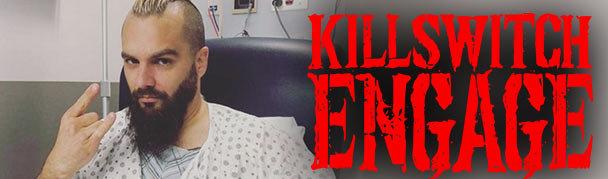 Killswitch Engage's Jesse Leach Vocal Cord Surgery (Updated