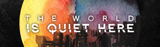 the world is quiet here bandcamp