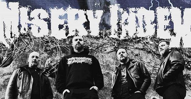 "Misery Index ""New Salem"" music video / album announcement | The"