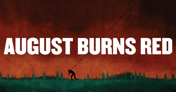 "August Burns Red ""Constellations"" 10 year anniversary world tour ..."