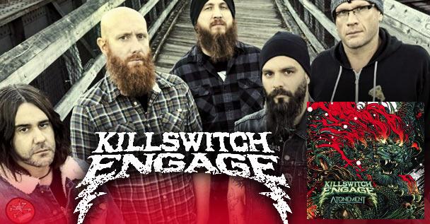 "Killswitch Engage ""Unleashed"" a new single / album"